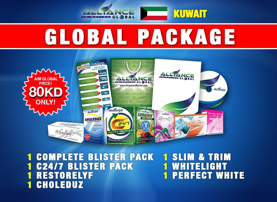 AIM Global Kuwait