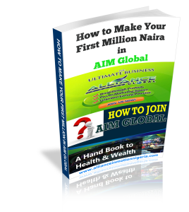 Ebook: How to make Money from AIM Global Business - Download FREE Report!!!