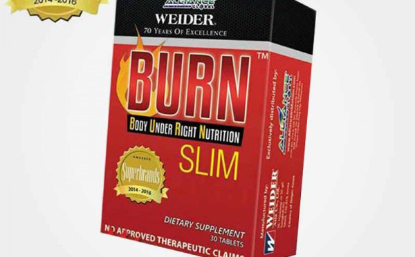 BURN SLIM TABLETS COMPOSITION